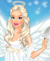 Ballroom Angel Dress Up Game