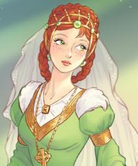 Celtic Princess Dress Up Game