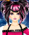 Halloween Wigs Dress Up Game