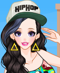 Style Adventure Hip Hop Style Dress Up Game