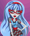 Ghouls Night Out Ghoulia Dress Up Game