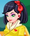 Teen Snow White Fairy Tale High Dress Up Game