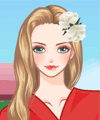 Roman Sandals Dress Up and Make Up Game
