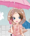 Rainy Summer Day Dress Up Game