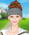Leisure Holiday Dress Up Game