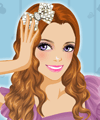 Polka Dot Hair Bows Makeover Game