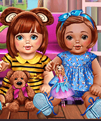Baby Doll Creator Game