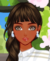 Simple Plain Colors Dress Up Game