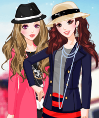 Fashion Diaries 2 Dress Up Game
