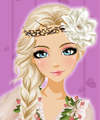 Effortless Wedding Hairstyles Makeover Game