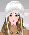 Fake Fur and Fabulous Jewels Fashion Dress Up Game