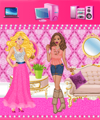 Barbie Dollhouse Game