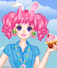 Fairy Kei Makeover Game