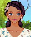 Miss Buterfly Dress Up Game