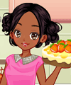 Making Cakes Dress Up Game