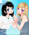 Sunshine Girls Dress Up Game