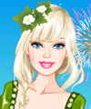 Roman Barbie Princess Dress Up Game