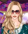 Disco Bling Dress Up Game