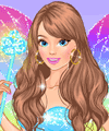 Fairy Sisters Dress Up Game