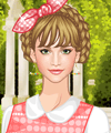 Spring Tones Dress Up Game