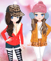 Curls Fashion 2 Dress Up Game