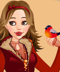 Vasylissa Dress Up Game
