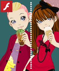 Urban Cutie Dress Up Game