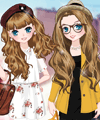 Warm Sunshine Dress Up Game
