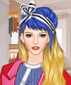 Fashion Blogger 201505 Dress Up Game