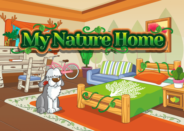 my nature home - Home Design Game