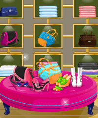 Boutique Decoration Deco Game