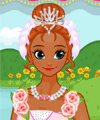 Princess Ballerina Dress Up Game