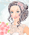 Floral Wedding Makeover Game