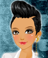 Pompadour Hairstyle Make Up Game