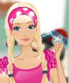 Barbie Roller Skates