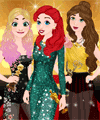 Disney Red Carpet Dress Up Game