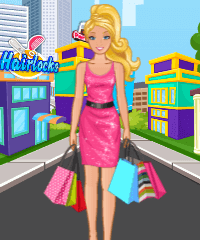 Barbie Shopping Day Game