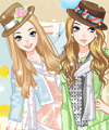 Candy Festival 1 Dress Up Game