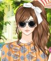 Summer Shirtdress Anime Dress Up Game
