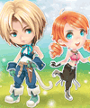 Final Fantasy Returns Dress Up Game
