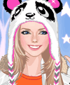 Animal Hats Dress Up Game