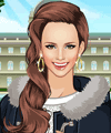 Duffle Coats Dress Up Game