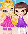 Little Artists Art Fantasy Dress Up Game