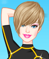 Barbie Summer Surfing Dress Up Game