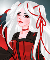 Vampire Fairy Dress Up Game