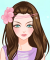 Color of Summer 1 Dress Up Game