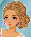 Braided Bun Hairstyles Makeover Game