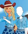 Fashion Studio Farm Dress Design Game