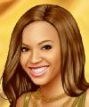 Beyonce Makeover Game