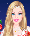 Barbie Vintage Bride Dress Up Game
